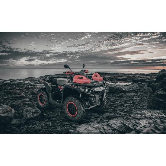 ATV Ön Yakıt Bidonu (BRP OUTLANDER CAN-AM)