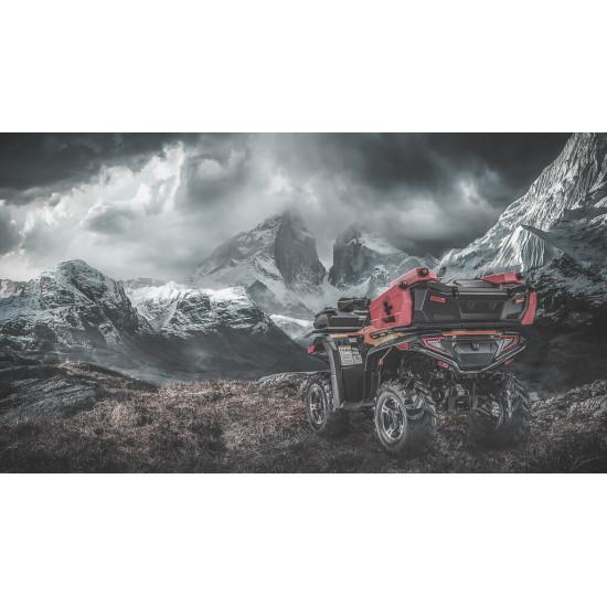 Arka ATV Çantası (CFMOTO 625/X6)