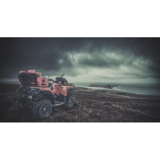Arka ATV Çantası (CFMOTO 850XC/X8/X10)