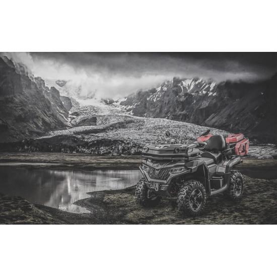 ATV Ön Çantası (CFMOTO X6/CFORCE 625)