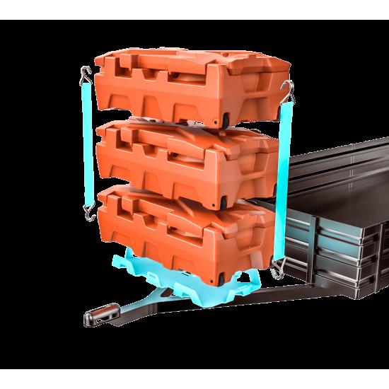 Tesseract Box X Çok İşlevli Çanta